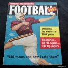 Stanley Woodward's1957 Football Magazine Bobby Cox Cover Dell Publishing