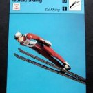 1977-1979 Sportscaster Card Nordic Skiing Ski Flying History and Records 14-15