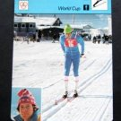 1977-1979 Sportscaster Card Nordic Skiing World Cup 17-20