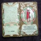 1912 Bradley's Standard Fertilizers Plant Information Booklet Indian Chief Cvr