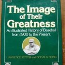 Image of Their Greatness Illus History of Baseball 1979