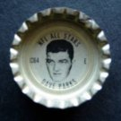 1960's TAB Bottle Cap Football NFL All Stars Dave Parks