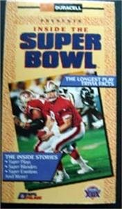 Inside the Super Bowl Duracell Video VHS 1995