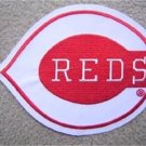 Cincinnati Reds Baseball Cloth Patch 19""