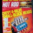 Hot Rod May 1974 Chevy 4 Valve Heads Daytona 450 Ivo Crash Headers Bultaco 350