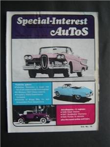 Special-Interest Autos Nov Dec 1973 SIA #19