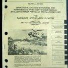Operators Aviation Unit Maint Manual  TM11-5821-342-13&P NAVAIR 16-35DAL-1 EX