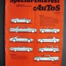 Special-Interest Auto Feb Mar 1973 SIA #15 Collect Cars