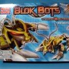 Mega Blok BEASER Transforming Blok Bots Figure  #9387 MIB FS