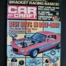 Car Craft Magazine April 1968 TBird Americruse Dragstrp