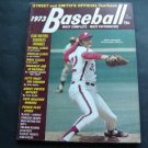 1973 Street & Smith's Baseball Yearbook Magazine Steve Carlton Phillies Cover