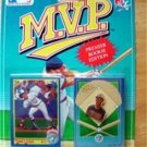 MVP BB 1990 Score Card & Pin Blue Jays John Olerud Rookie 1990 1st Edition