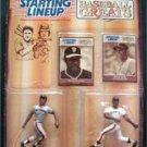 1989 Starting Lineup SLU Baseball Willie Mays Willie McCovey SF Giants MOC