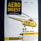 January 1950  Sikorsky Aircraft Adv Proof  Aero Digest
