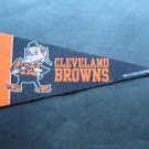 """Cleveland Browns NFL Football 9"""" Mini Pennant Rico / Tag Express"""