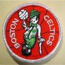 "Boston Celtics NBA Basketball Cloth 3"" Patch"
