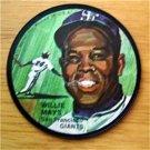 "1971 Mattel Instant Replay Record 2 1/2"" Baseball Willie Mays San Fran Giants"