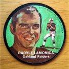 1971 Mattel Instant Replay Record 2 1/2 Football Daryle Lamonica Oakland Raiders