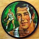 "1971 Mattel Instant Replay Record 2 1/2"" Basketball John Havlicek Boston Celtics"