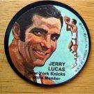 "1971 Mattel Instant Replay Record 2 1/2"" Basketball Jerry Lucas New York Knicks"