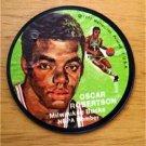 "1971 Mattel Instant Replay Record 2 1/2"" Basketball Oscar Robertson Milw Bucks"