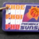 Phoenix Suns NBA Basketball Plastic Key Chain Tag Express 2 1/4""