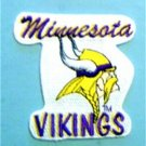 "Minnesota Vikings NFL Football 3 1/2"" Cloth Patch"