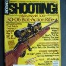 Shooting Times Magazine Sept 1979 Mossberg Skeeter H&R Bolt Action Ruge