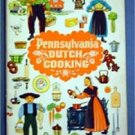 Pennsylvania Dutch Cooking Booklet 1960