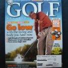 Golf Magazine Dec 2005 Cobras Fairway Woods Stroke Saving Secrets