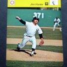 1977-1979 Sportscaster Card Baseball Jim Hunter NY Yankees 14-10