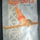 AUG 1940 OPEN ROAD FOR BOYS DIVE SWIM FLY RIFLE NAVY