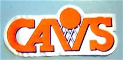"Cleveland Cavaliers Cavs NBA Basketball Logo Patch 9"" Patch"