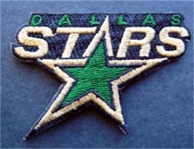 "Dallas Stars NHL Hockey  2 1/2"" Patch"