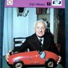 1977-1979 Sportscaster Card Auto Racing Gigi Villoresi 77-11