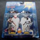 1998 Starting Lineup SLU Classic Doubles Baseball  Mark McGwire / Sammy Sosa MOC