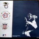 1987 All Star Game Folio Grenada Stamps FDC Autographed Wade Boggs & Eric Davis