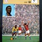 1977-1979 Sportscaster Card Soccer Didi 77-01