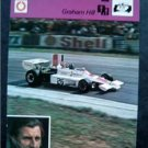 1977-1979 Sportscaster Card Auto Racing Graham Hill 12-01