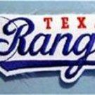 "Texas Rangers Baseball Cloth Jacket 6 3/4"" Patch"