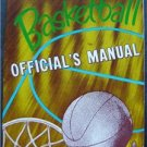 1957 Basketball Official's Manual Booklet 48 Pages