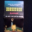 Binion's Horseshoe Auto Park Las Vegas Matchbook