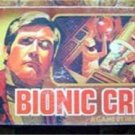 Six 6 Million Dollar Man Bionic Crisis Board Game 1976
