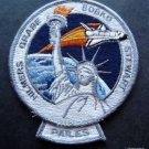 "NASA STS-51J AB Emblem Space Patch 4"" Round with Tab Pailes Hilmers Grabe Borko"