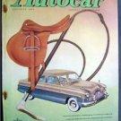 Apr 8 1955 Autocar Magazine Zodiac Auto Racing ~Car Shows~Auto Articles plus