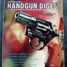 Law Enforcement Handgun Digest by Dean Grennell 1972 Revolvers Pistols Rifles