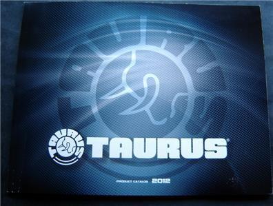 Taurus Gun Product Catalog 2012