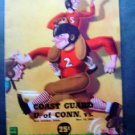 Vintage NCAA College Football Program Coast Guard vs. Univ of Conn Nov 14 1942