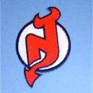 """NJ New Jersey Devils Hockey Cloth Jacket Jersey  3"""" Patch"""