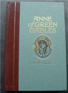 Anne of Green Gables by L. M. Montgomery Book 1992 Readers Digest Edition